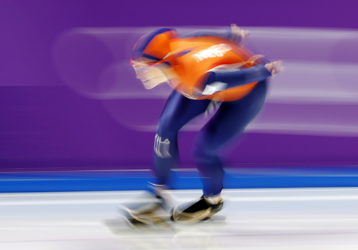 Pyeongchang Olympics Speed Skating Women_313689