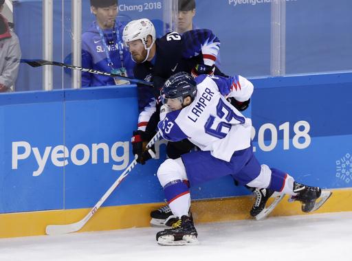 Pyeongchang Olympics Ice Hockey Men_315687