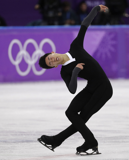 Pyeongchang Olympics Figure Skating Men_315159