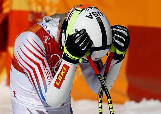 Pyeongchang Olympics Alpine Skiing_315217