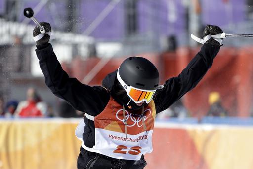 Pyeongchang Olympics Freestyle Skiing Women_315202