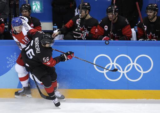 Pyeongchang Olympics Ice Hockey Men_315288