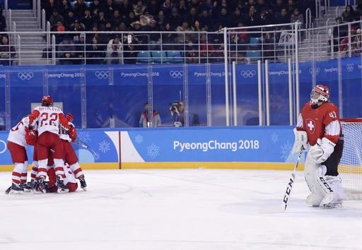 Pyeongchang Olympics Ice Hockey Women_315200
