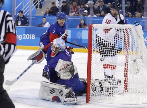 Pyeongchang Olympics Ice Hockey Men_315241