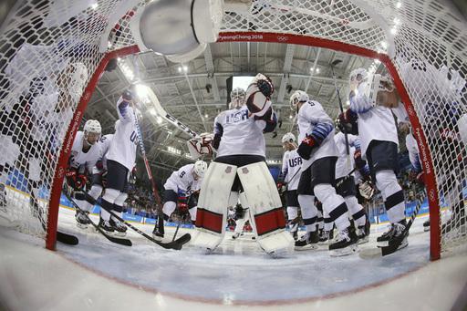 Pyeongchang Olympics Ice Hockey Men_315279