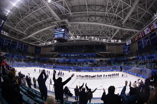 Pyeongchang Olympics Ice Hockey Women_315643