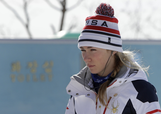 Pyeongchang Olympics Alpine Skiing_315709