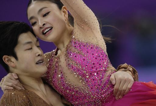 Pyeongchang Olympics Figure Skating Ice Dance_315657