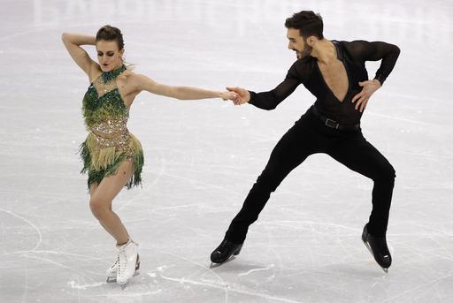Pyeongchang Olympics Figure Skating Ice Dance_315685