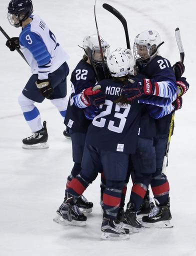Pyeongchang Olympics Ice Hockey Women_315684