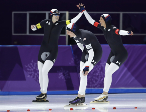 Pyeongchang Olympics Speed Skating Women_315721
