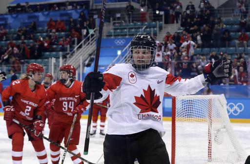Pyeongchang Olympics Ice Hockey Women_315743