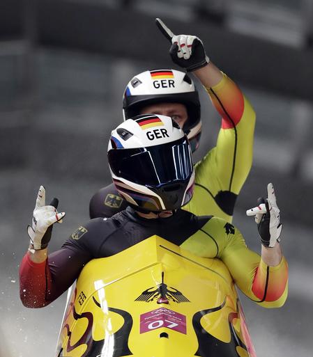 Pyeongchang Olympics Bobsled_315744