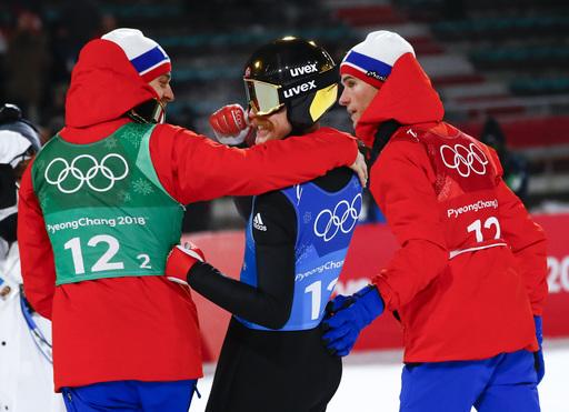 Pyeongchang Olympics Ski Jumping Men_315746