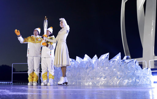 Pyeongchang Olympics Opening Ceremony_313570
