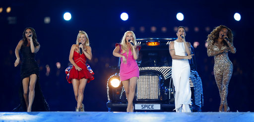Britain Spice Girls_311377