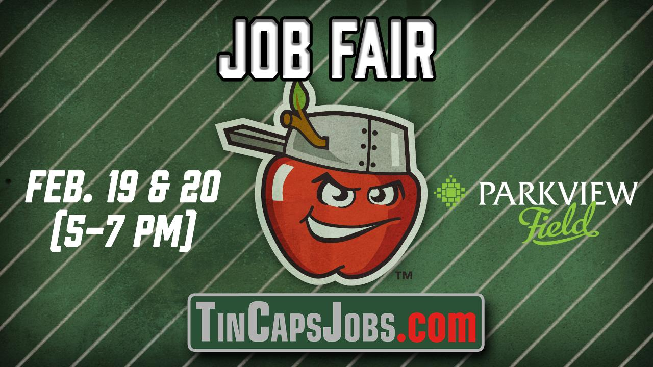 tincaps job fair_315603