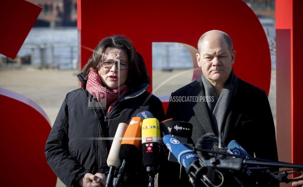 Germany Politics_318654