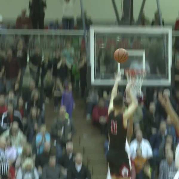 Pulver, Huntington North win 3/5/18 Wendy's Play of the Week
