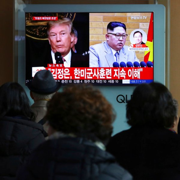 South Korea United States North Korea_1520786900224