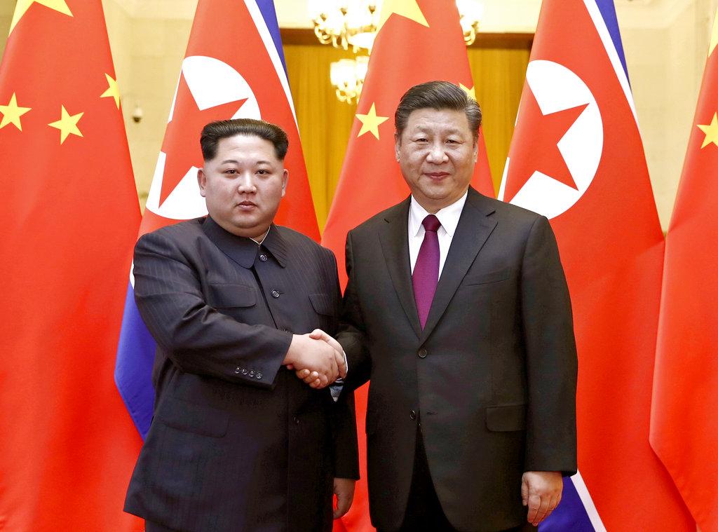 China North Korea2