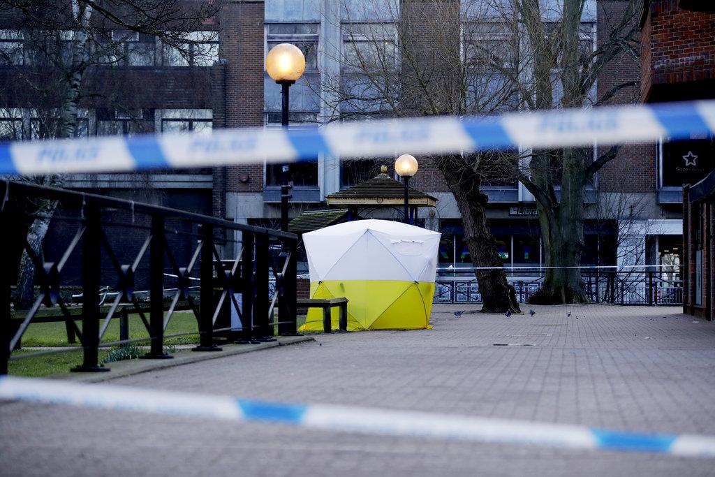 Britain Spy Poisoning