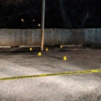 broadway shooting parking lot