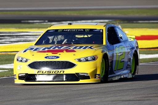 NASCAR Las Vegas Auto Racing_318689