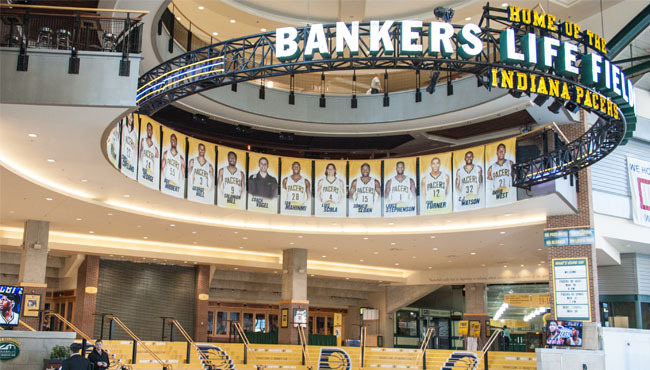 Bankers Life Field House Indiana Pacers_301483