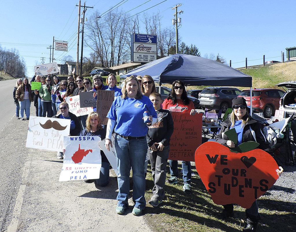 West Virginia Teachers Walkout_318376