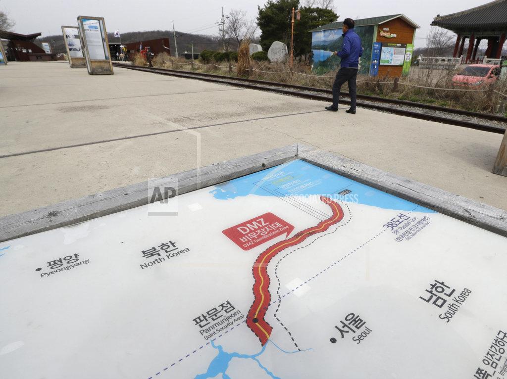 South Korea Koreas Tensions_1523111822881