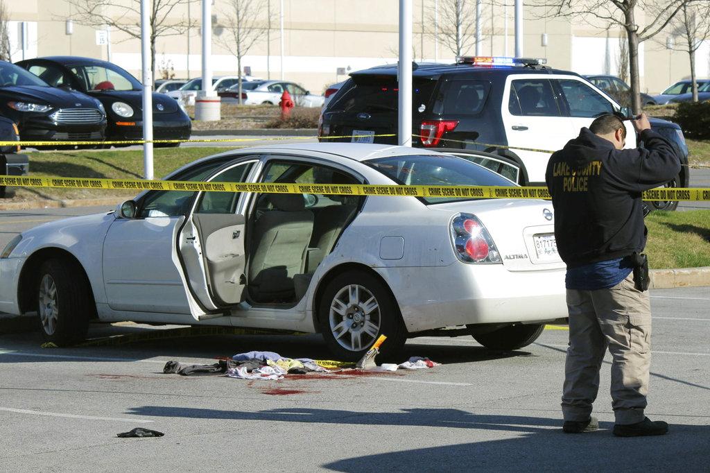 Parking Lot Shooting