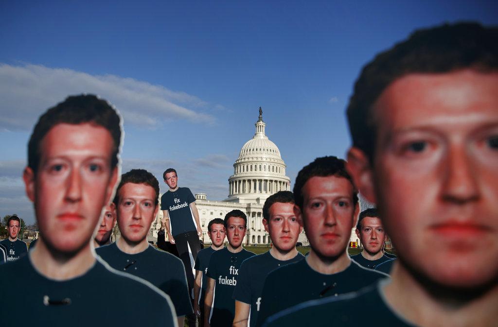 Facebook Privacy Scandal Congress Zuckerberg