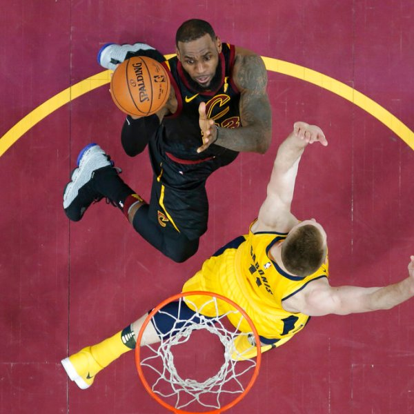 APTOPIX Pacers Cavaliers Basketball_1523845876984