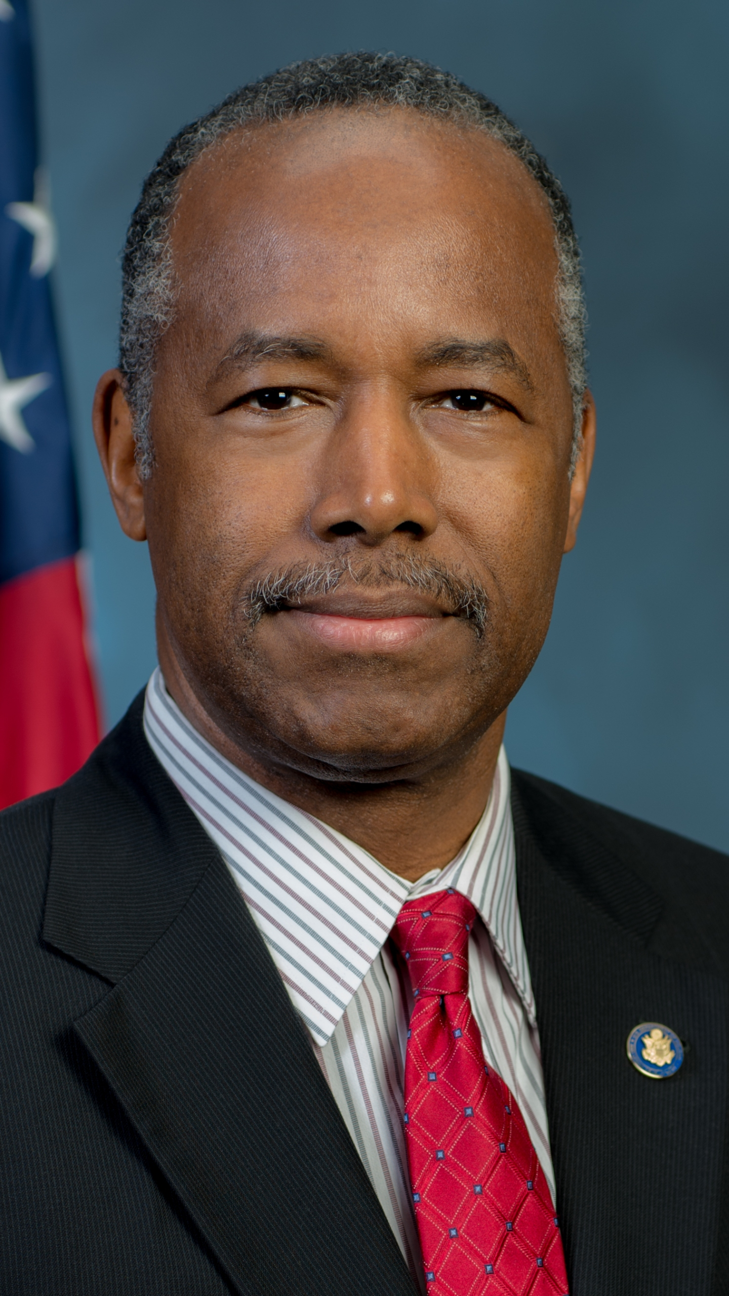 U.S. Department of Housing and Urban Development Secretary Dr. Ben Carson