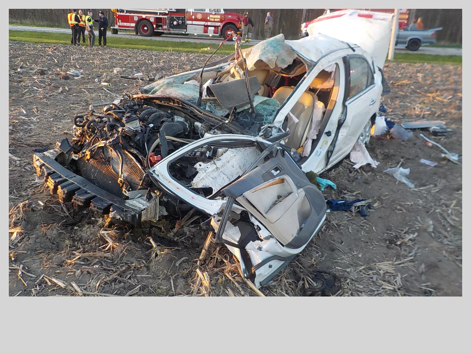 Van Wert County fatal accident