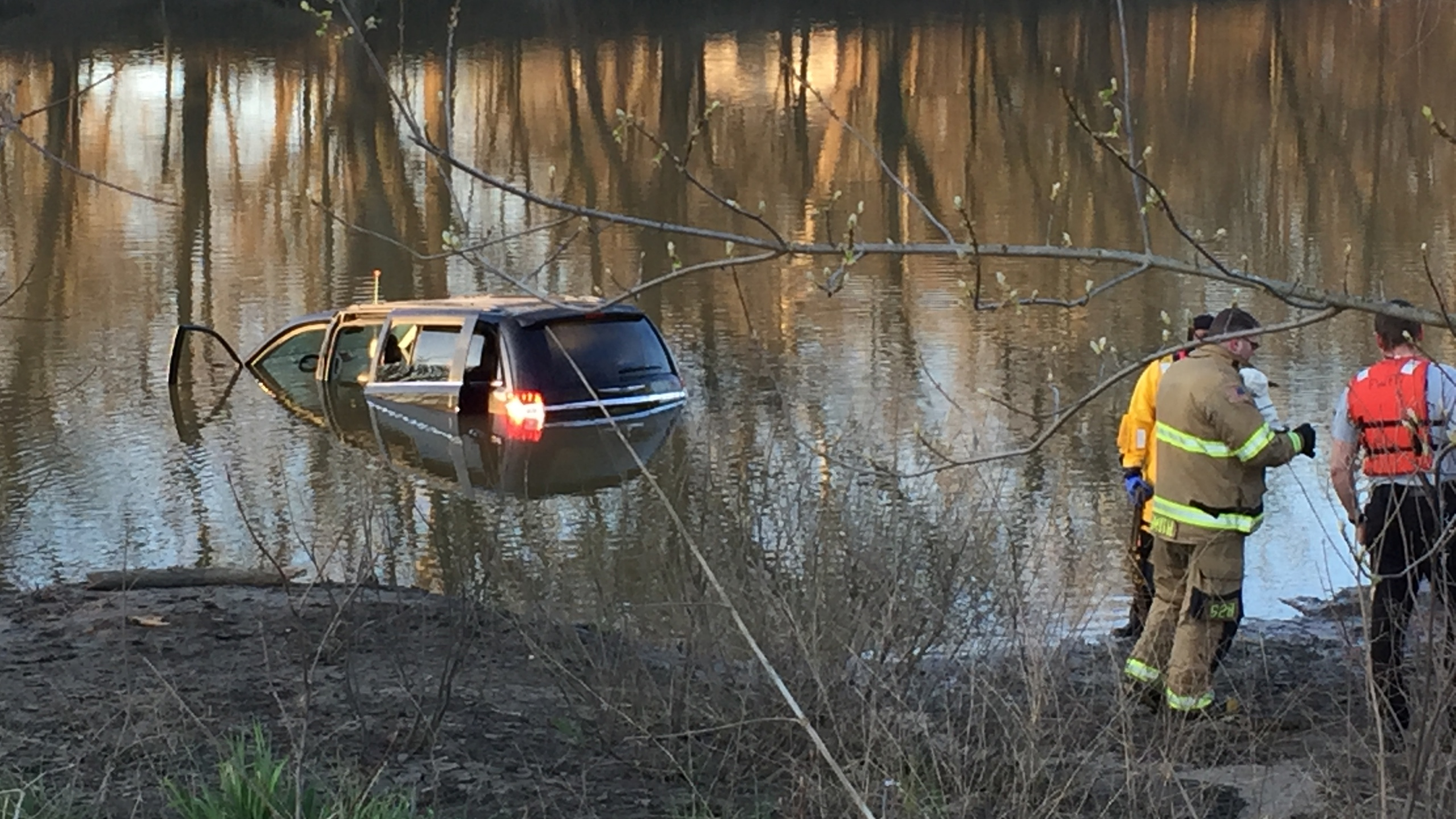 Van Pulled From Maumee