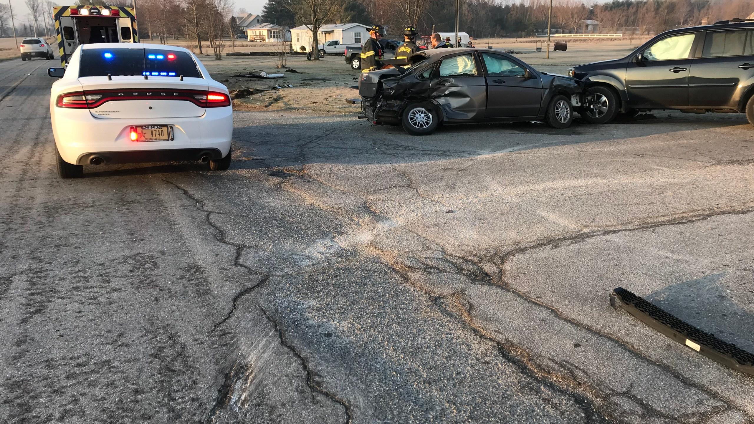 DeKalb Co. crash April 10, 2018