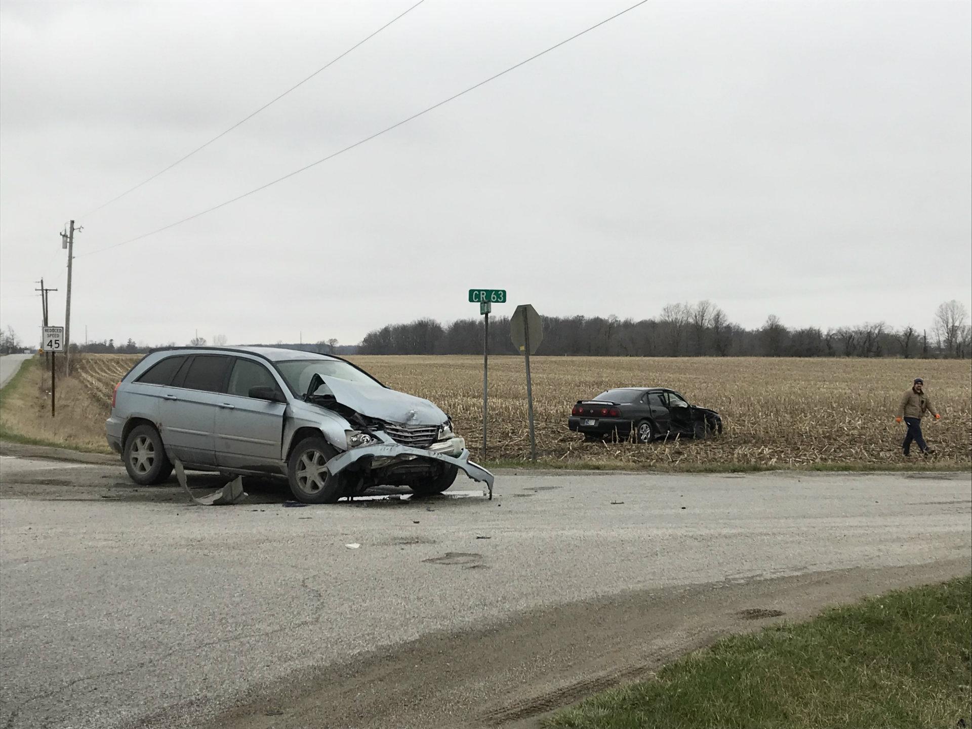 DeKalb County Crash April 16