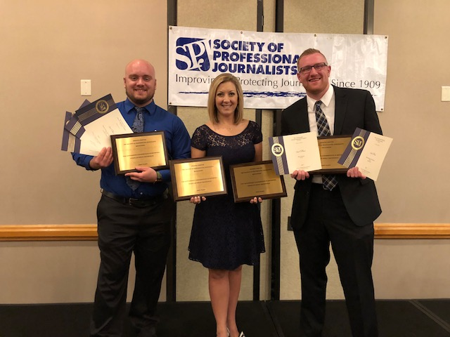 SPJ Awards 2018