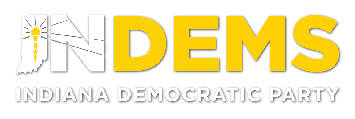 IN Democratic Party logo