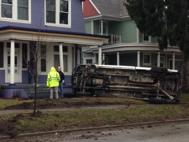 Washington Boulevard crash