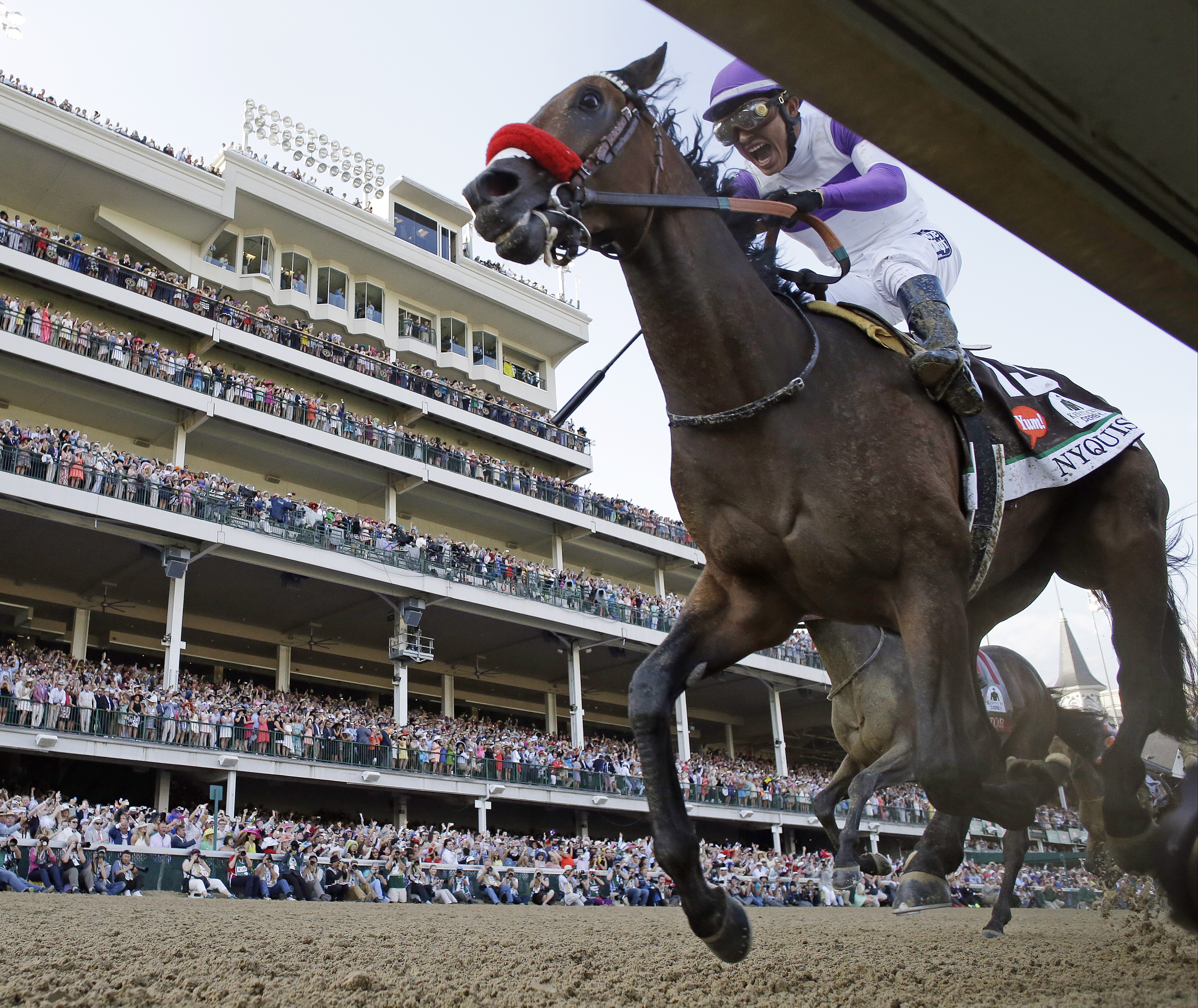 New Kentucky Derby Festival Event Debuts In Indiana