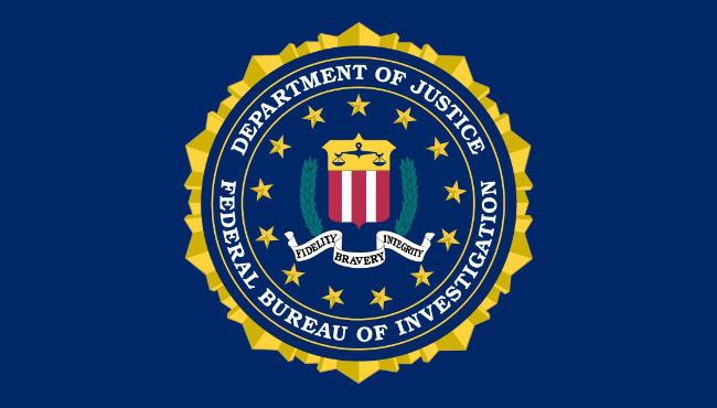 Generic FBI logo