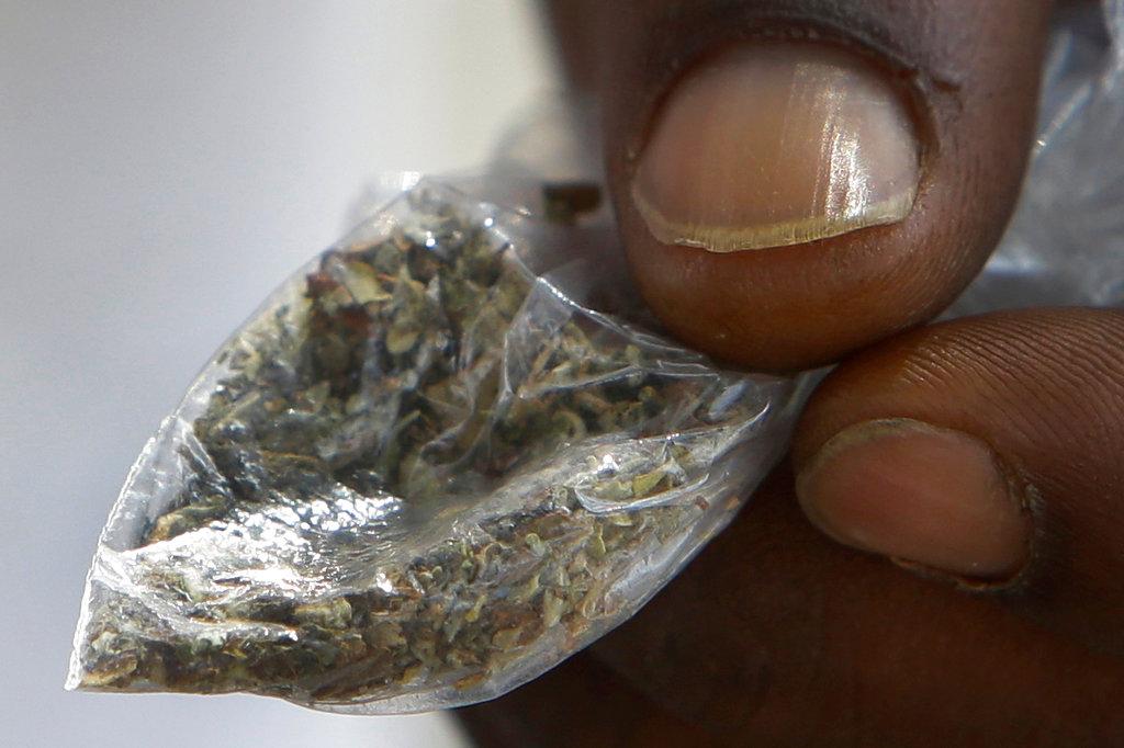 Synthetic Marijuana Poisonings