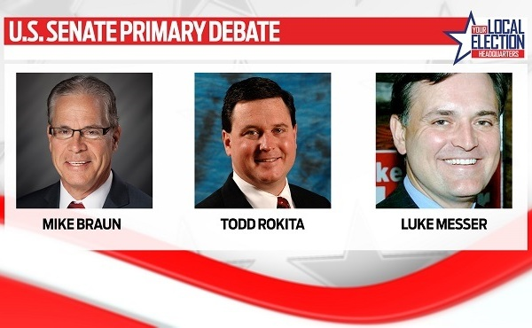 US Senate Primary Debate_845421