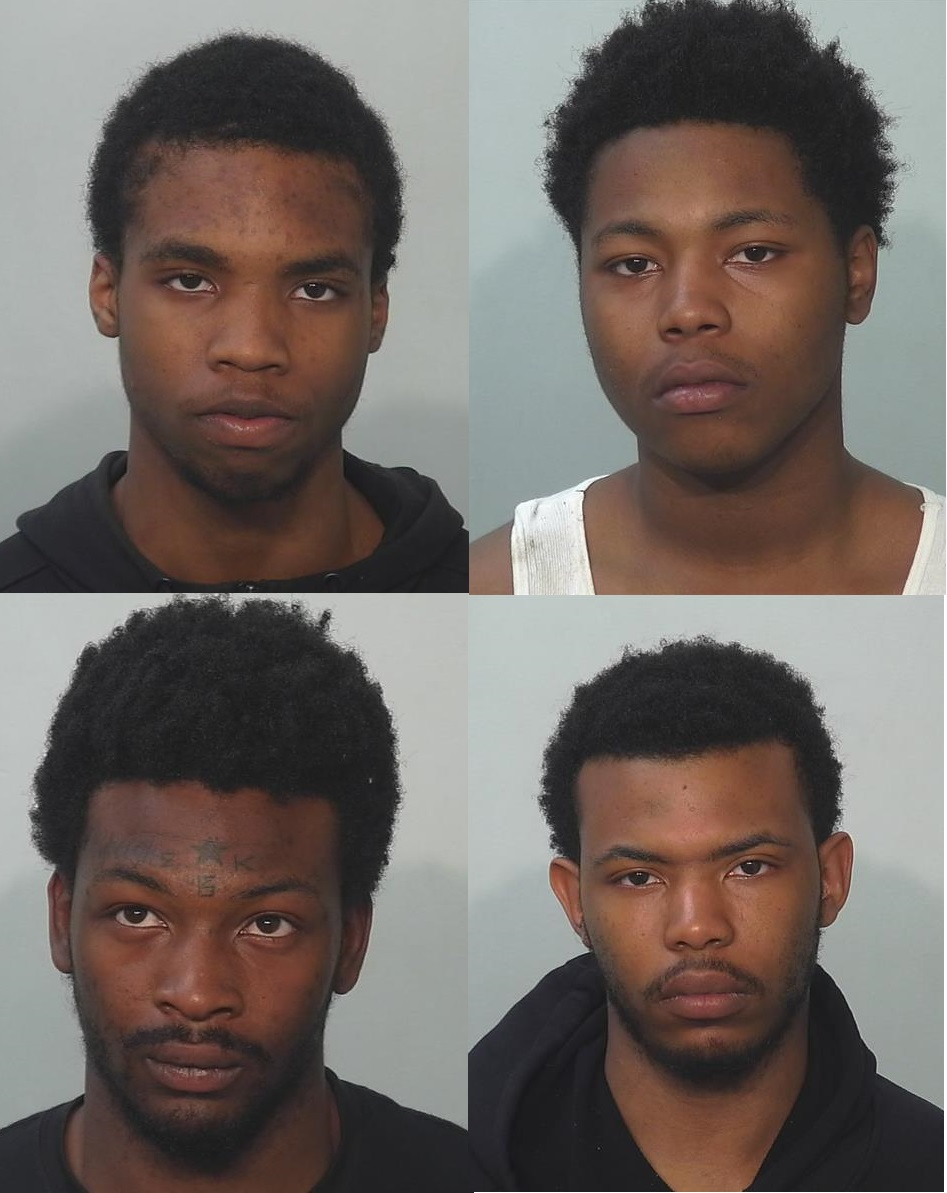 Multiple arrests in connection with gang activity