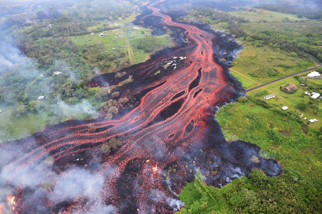 APTOPIX Hawaii Volcano_1526856844599