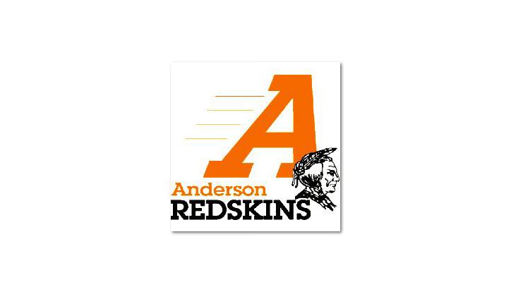 Anderson High Ohio Redskins logo