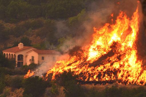 California Wildfires_303008
